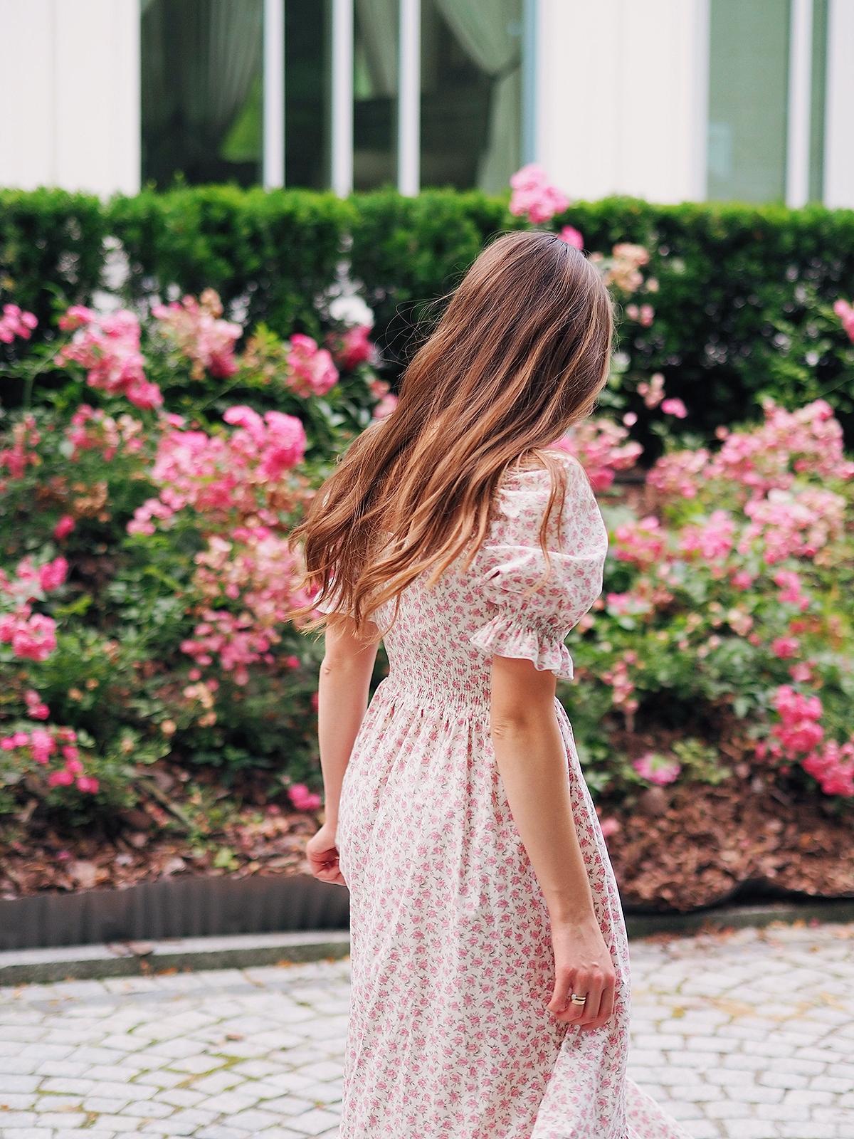 Sukienka Rose - Romantyczna kolekacja sukienek